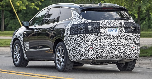 New Buick Enclave 2021