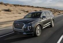 2021 Hyundai Palisade Hybrid