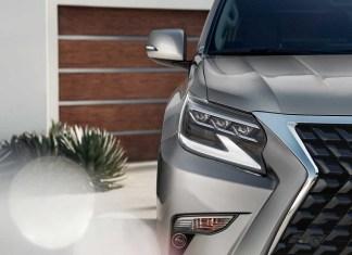 2021 Lexus GX diesel