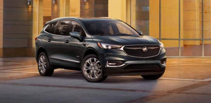 New Buick Enclave - 7-seater SUV