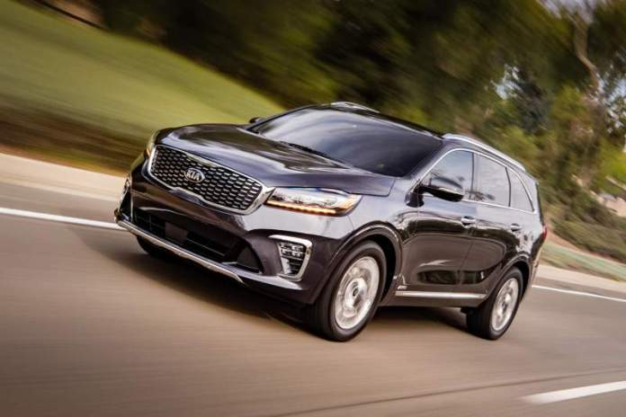 New Kia Sorento - 7-seater SUV