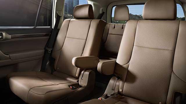 2020 Lexus GX 460 7-seat suv