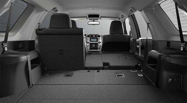 2020 Toyota 4Runner 7-seat SUV