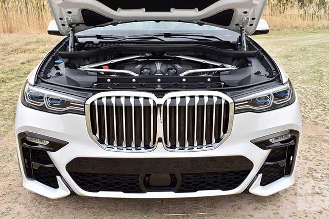 2020 BMW X7 specs