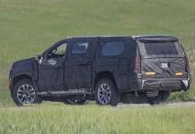 2020 Chevrolet Suburban irs