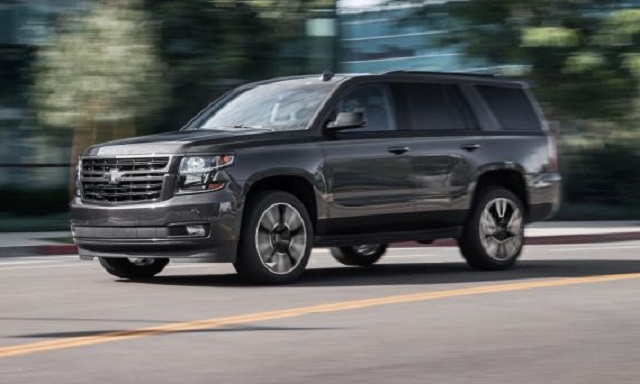 2020 Chevrolet Tahoe changes