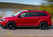 2020 Dodge Journey redesign