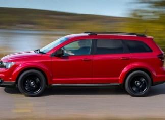 2020 Dodge Journey redesign