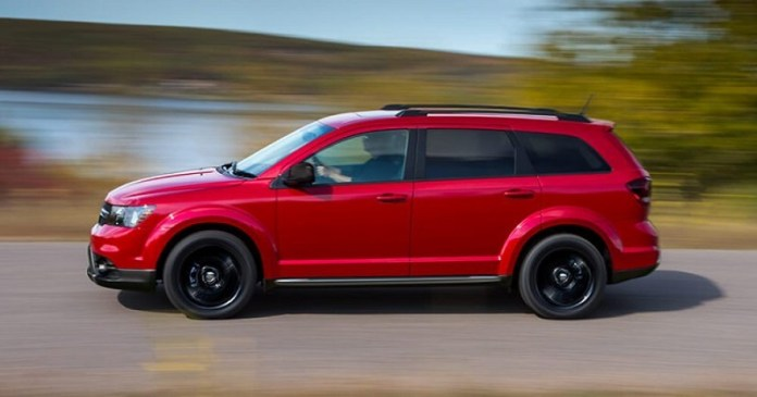 2020 Dodge Journey - 7-seater SUV