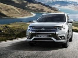 2020 Mitsubishi Outlander usa phev
