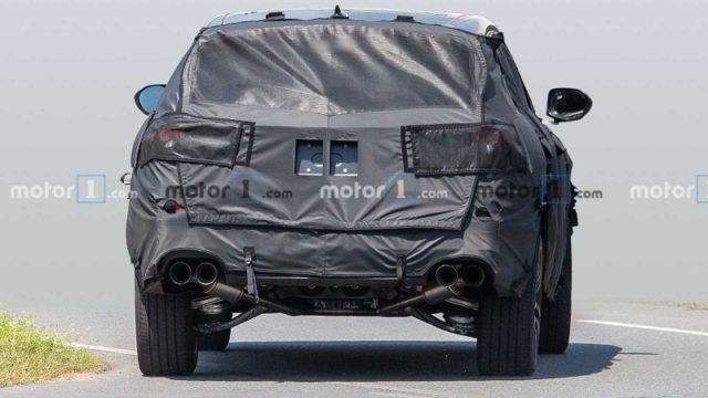 2020 Acura MDX type s spy shots