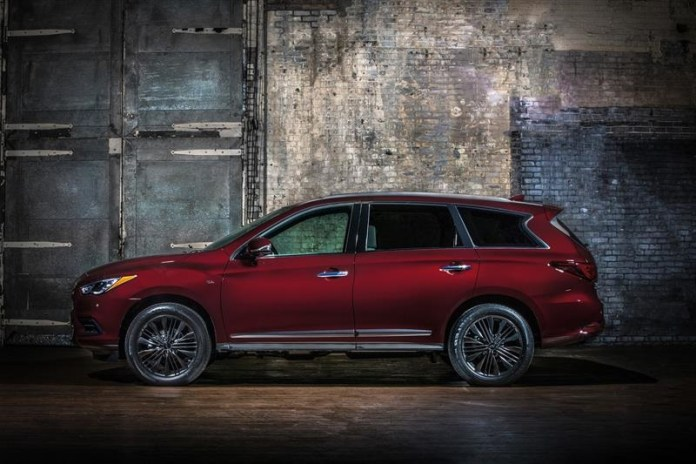 2021 Infiniti QX60 - 7-seater SUV