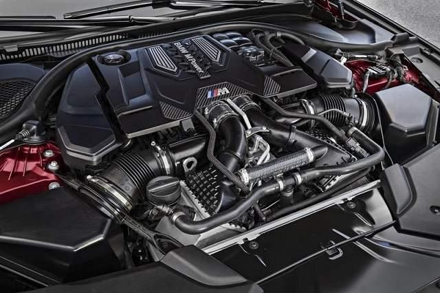 2021 BMW X7 M