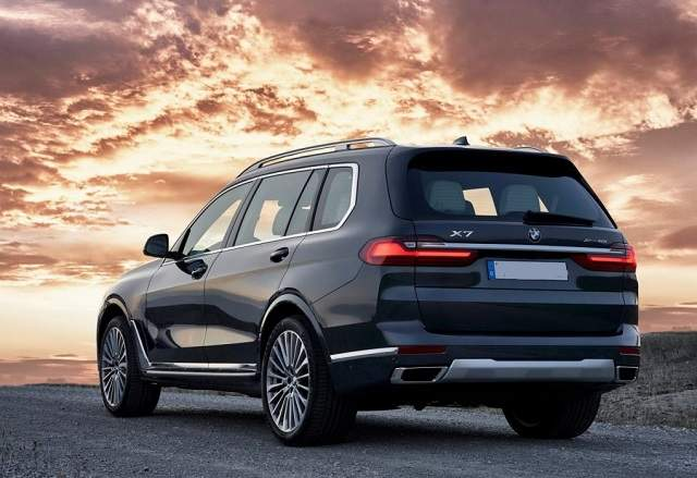 2021 bmw x7 unchanged  phev version is possible