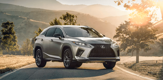 2021 lexus rx 350l 450hl changes and release date  7