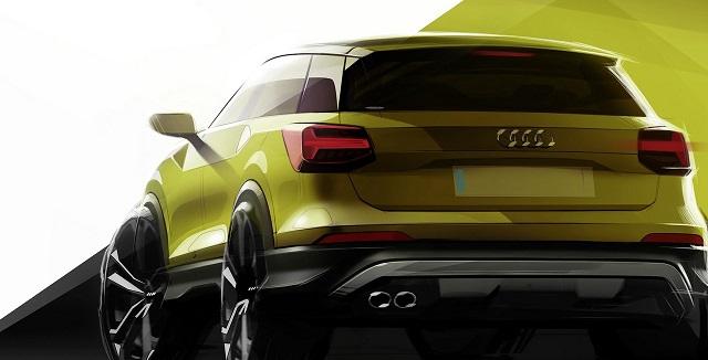 2021 Audi Q9 Rendering