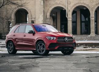 2021 Mercedes-Benz GLE main