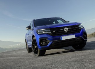 2021 VW Touareg R Performances