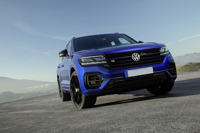 2021 VW Touareg R Performances