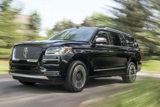 2021 Lincoln Navigator Hybrid