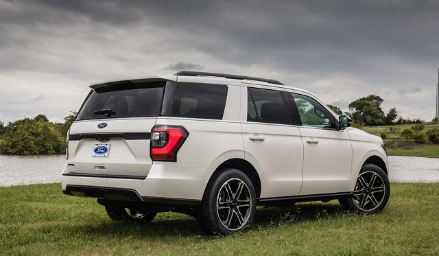 2021 Ford Expedition Hybrid Release Date