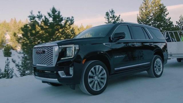2021 GMC Yukon Diesel