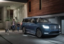 2022 Lincoln Navigator Electric SUV