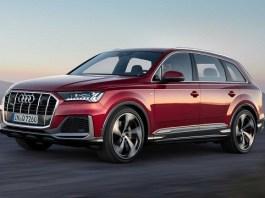 2021 Audi SQ7 USA