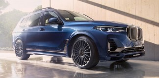 2021 BMW Alpina XB7 Featured