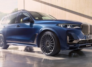 2021 BMW Alpina XB7 Featured