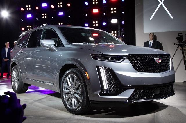 2021 Cadillac XT6-V