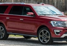 2022 Ford Expedition Featured