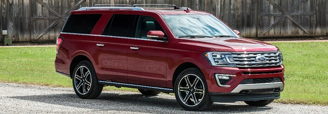 2021 Ford Expedition Hybrid