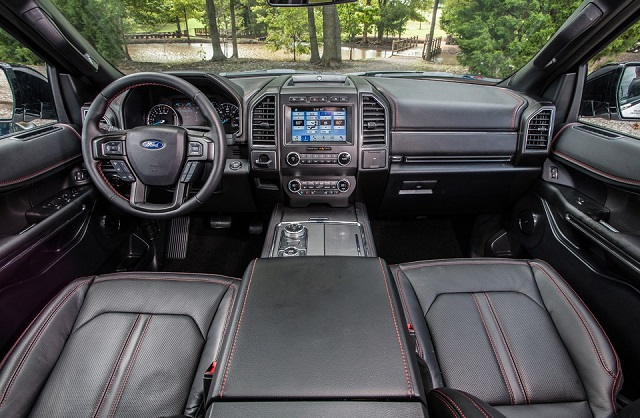 2021 Ford Expedition Hybrid Interior