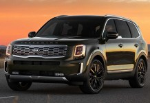2022 Kia Telluride featured