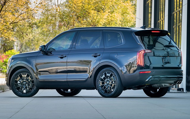 2022 Kia Telluride Changes