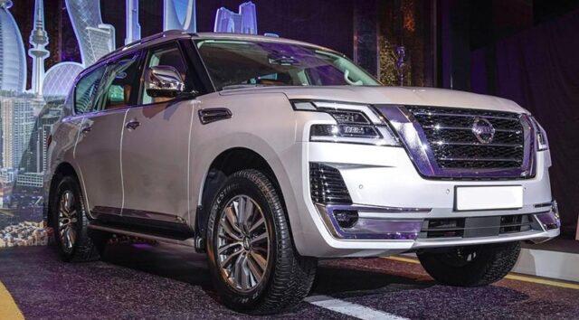 2022 Nissan Armada changes