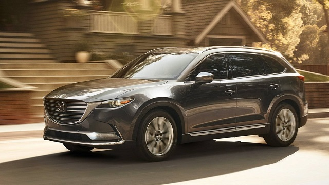 2022 Mazda CX-9 Rumors