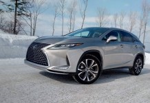 2022 Lexus RX 350 L featured