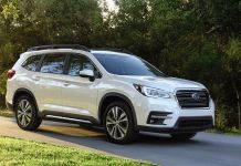 2022 Subaru Ascent featured