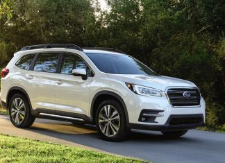 2022 Subaru Ascent featured