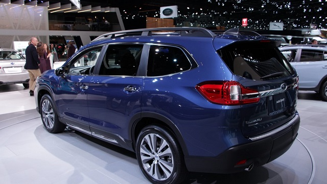 2022 Subaru Ascent price
