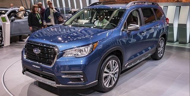 2022 Subaru Ascent update