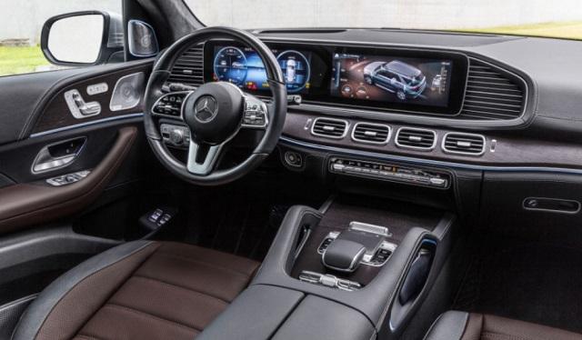 2022 Mercedes-Benz GLS Interior