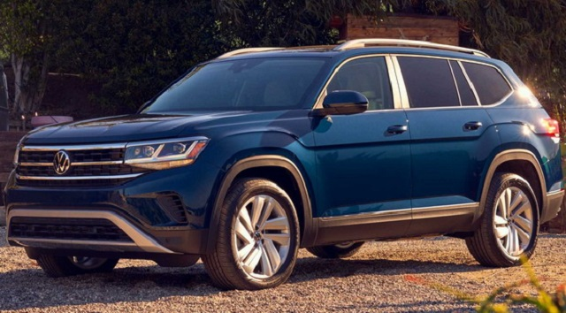 2022 VW Atlas