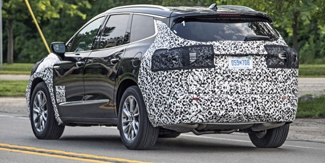 2022 Buick Enclave Spy photo