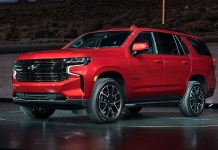 2022 Chevy Tahoe