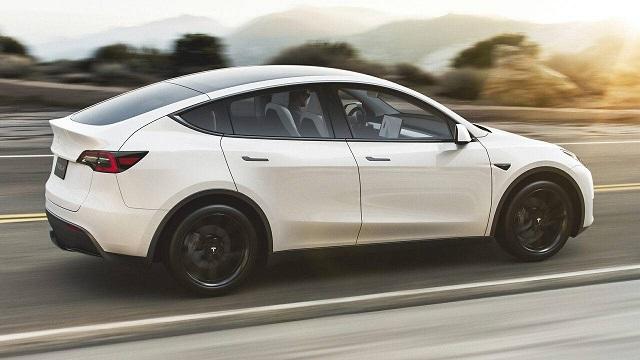 2022 Tesla Model Y Standard Range