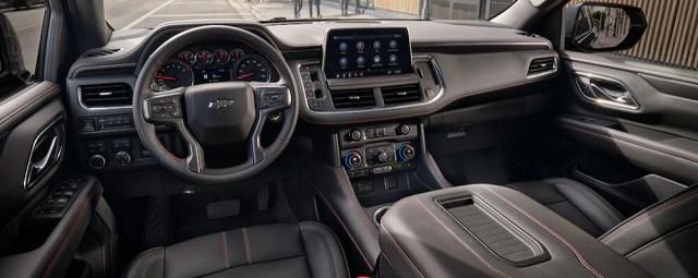 2022 Chevrolet Tahoe Diesel Interior