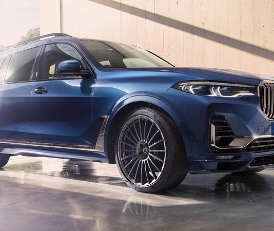 2022 BMW X7 M